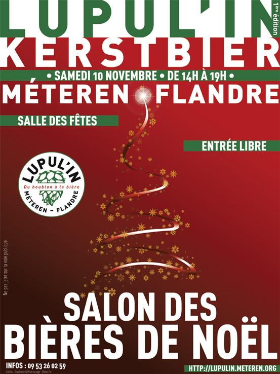 salon des bières de Noël