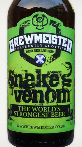 Snake venom biere avis
