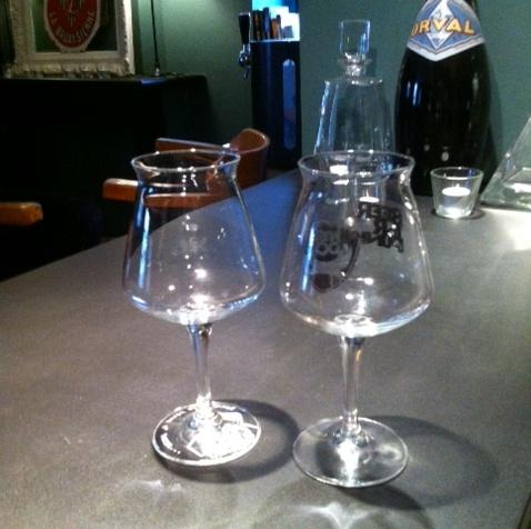verre a biere degustation