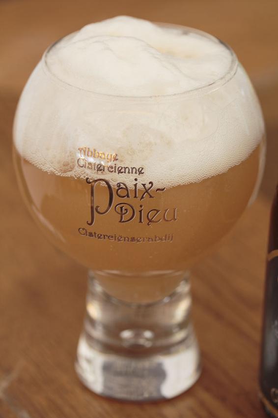 verre a biere paix dieu 33cl