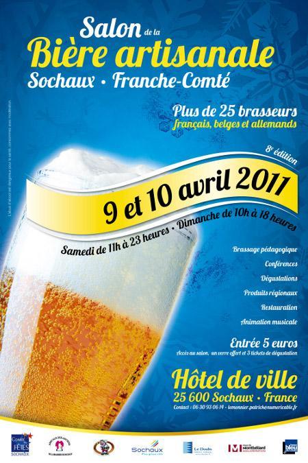 Salon de la bière artisanale Sochaux