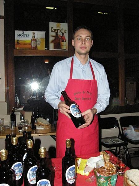 Brassin d'hiver - Brasserie Saint Sylvestre