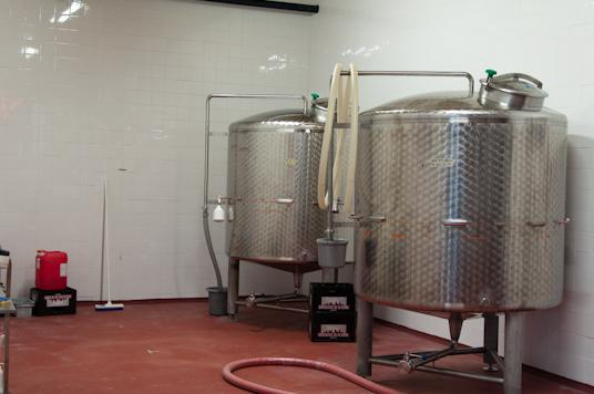 Tank de fermentation