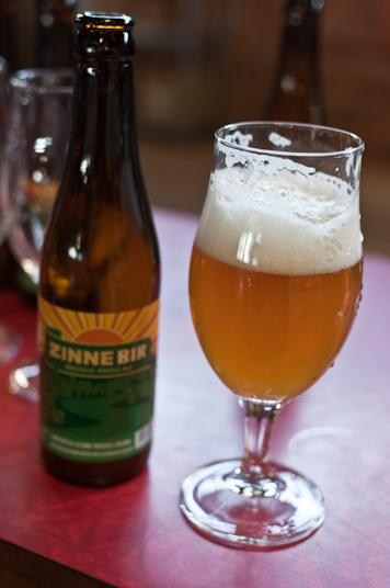 Zinne Bier - santé !